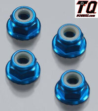 Pro-Line Racing 6100-00 Serrated Wheel Locknuts 4mm Fast Shipping+ tracking