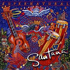 Supernatural, Santana, Used; Good CD