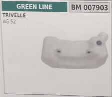 SERBATOIO TRIVELLA MISCELA BENZINA mototrivella GREEN LINE AG52 AG 52