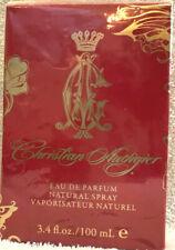 Christian Audigier Eau De Parfum Red Perfume Crown 3.4 fl oz 100 ml - RARE!