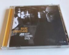 Keep Coming Back 2008 by Marc Broussard -exlibrary-