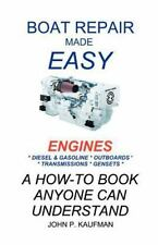 Boat Repair Made Easy -- Engines-ExLibrary