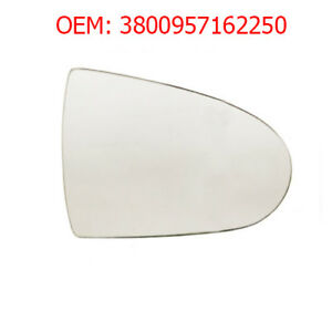 Right Heated Mirror Glass Exterior For Mitsubishi COLT 2008 Further