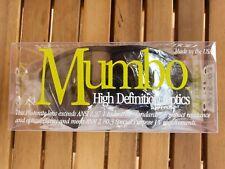 Oakley Mumbo matte black / Prizm black iridium rare collector Limited TNP