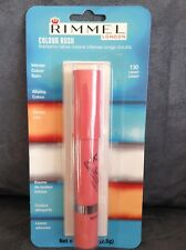 Rimmel Colour Rush Intense Color Balm #130 I Want Candy .095 Oz - Brand New