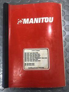 MANITOU PARTS CATALOGUE MLT 630/634/731 MT 732/932 B-E2 REF:547845
