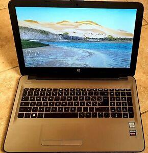 HP Notebook 15 - Intel i7 - 6500U - Ram 12Gb - Hd 1 Tb