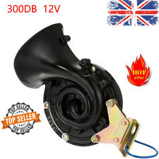 Air Snail Horn 12V 300DB Car Truck Lorry SUV RV Train Truck Boat Loud Camper UK