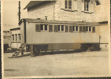 78 CONFLANS-STE-HONORINE LTT PHOTO ROULOTTE CHANTIER TELEPHONE TELEGRAPHE