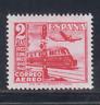 ESPAÑA (1948) NUEVO SIN FIJASELLOS MNH - EDIFIL 1039 (2 pts) TREN - LOTE 3