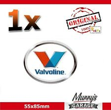 Original Valvoline - Racing Öl, Oil, Aufkleber, Sticker, Autocollant, Étiquette