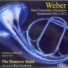 Roy Goodman, C.M. We - Symphonies 1 & 2 / Natural Born [New CD]