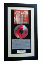 BUSH Sixteen Stone CLASSIC CD Album GALLERY QUALITY FRAMED+EXPRESS GLOBAL SHIP