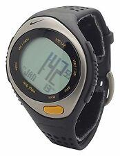 New Unisex Nike Triax Speed 100 Bowerman WR0127 002 Black Grey Chronograph Watch
