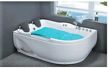 JETTED BATHTUB ,Whirlpool & Air Bubble & Massage ,Heater.USA Warranty. SALE