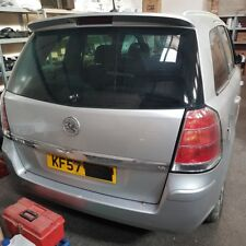 2007 Vauxhal Zafira 1.8 petrol all parts from breaking spare parts incl engine