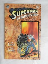 Superman: At Earth's End - Tom Veitch & Frank Gomez  TPB 1995