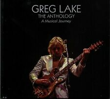 GREG LAKE The Anthology A Musical Journey (new and sealed vinyl)