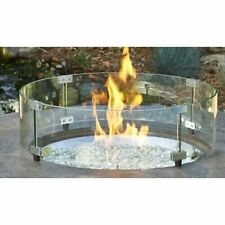 Outdoor Greatroom Glass Guard-20-R for Cf-20 Burner, Clear