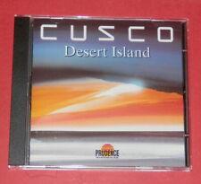 Cusco - Desert Island -- CD / Electronic