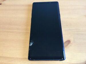 Samsung Galaxy Note9 SM-N960 - 128GB - Ocean Blue (Unlocked) (Single SIM)