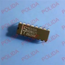5PCS IC Philips/Signetics DIP-16 NE570N