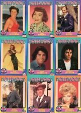 Hollywood Walk of Fame Base Card Set 250 Movie Stars Cards Starline 1991