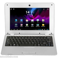 1088A Android 4.4 Netbook with 10.1 inch WSVGA WM8880 Dual Core 1.5GHz 1GB+8GB.