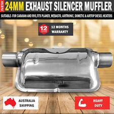 DIESEL HEATER SILENCER FOR PLANER WEBASTO EBERSPACHER  24MM EXHAUST  MUFFLER