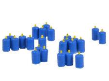 N-Train 212.60 - Butangasflaschen blau - Spur N - NEU