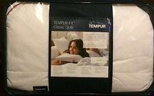 Tempur Fit Classic Daunen Decke Bettdecke Super King 6ft waschbar UVP £ 579 BRANDNEU