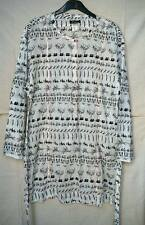 Vintage Black&White Étoile Isabel Marant Dress Size UK 16 (EUR 44, USA 12)