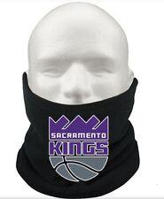 Sacramento Kings Gift Basketball Thermal Fleece Scarf Snood Neck Warmer