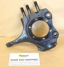 Dodge Flat Top Steering Knuckle 1/2 Ton Dana 44 Front LH Drivers Side 1980-1993