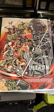 Marvel Avengers Age of Ultron by Martin Ansin MONDO Print Poster Regular 24x36