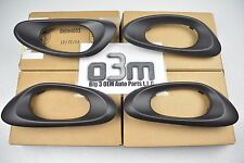 2002-2009 Chevrolet Trailblazer Set of Four Interior Door Handles Bezel OEM New