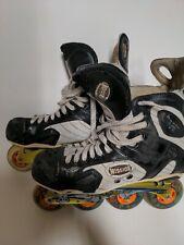 Mission Hockey Roller Blades Proto Vi. Men's Size 11D