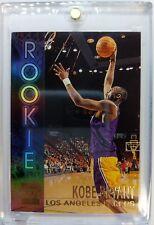 1997 97 Topps Stadium Club Kobe Bryant Rookie RC #R9, Rare Insert