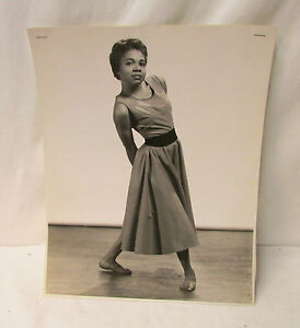 Vintage & Original ~ Maime Jones ~ Movie & TV Actress Audition Photo