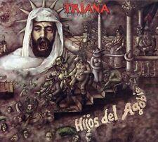 CD DIGIPACK FLAMENCO / ROCK PROGRESSIF ESPAGNOL + TRIANA / HIJOS DEL AGOBIO