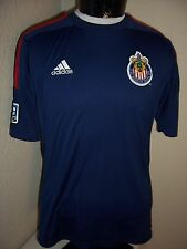 Adidas Club Deportivo CHIVAS medium M Jersey Combine ship w/Ebay cart