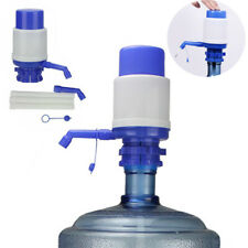 Hand Water Pump for Water Bottle Jug Manual Drinking Tap Spigot Camping 5 Gallon
