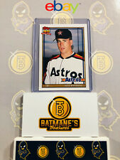 1991 Topps Traded Jeff Bagwell #4T RC Rookie NM/M MINT Baseball Card