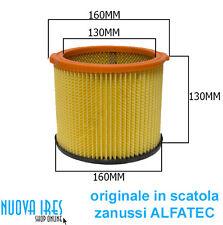 FILTRO BIDONE ASPIRATUTTO ALFATEC ORIGINALE A54.2 A57.2 A53.1 A54.1 A57.1 A60.1