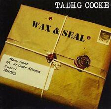 TADHG COOKE - WAX & SEAL NEW CD