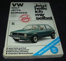 Reparaturanleitung VW Golf I Typ 17 / Jetta I / Scirocco I Benziner + Vergaser!