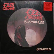 Ozzy Osbourne BLIZZARD OF OZZ Debut Solo Album LIMITED New Vinyl PICTURE DISC LP