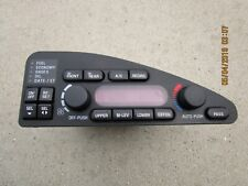 94 - 95 OLDSMOBILE NIGHTY EIGHT 98 A/C HEATER CLIMATE CONTROL OEM P/N 16206843