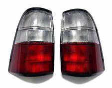 1 Pairs New Rear Tail Light Lamp Fits Isuzu TFR Rodeo Amigo 99-02 Pickup Harness