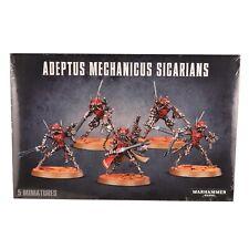 Adeptus Mechanicus Sicarians Ruststalkers (59-11) Warhammer 40.000